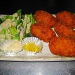 牡蠣フライ ¥780