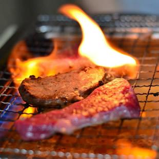 ★囲炉裏料理のイメージ