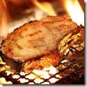 豚肉炭火焼き2
